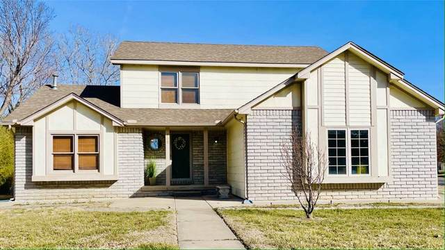 502 N Bay Country St, Wichita, KS 67235 (MLS #591198) :: On The Move