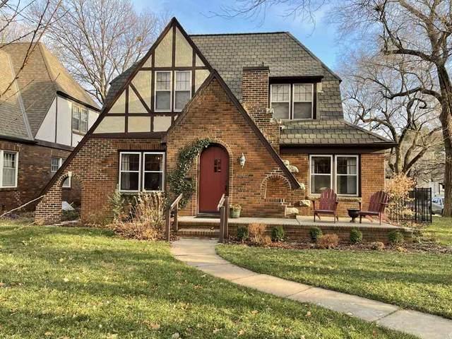 1502 N Woodrow Ave, Wichita, KS 67203 (MLS #591203) :: On The Move