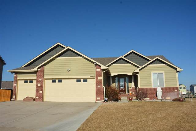 10465 E Fawn Grove Ct, Wichita, KS 67207 (MLS #591206) :: Graham Realtors