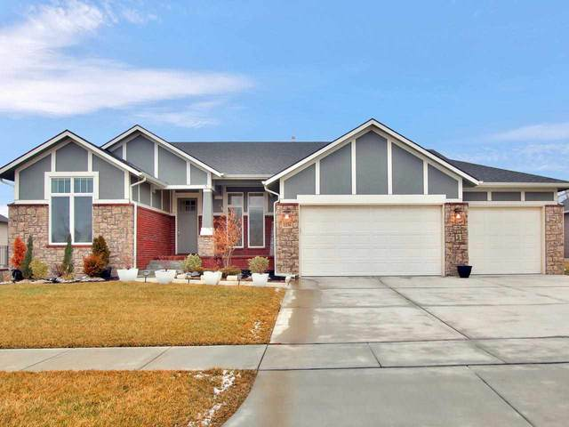 1236 Lookout St, Derby, KS 67037 (MLS #591213) :: Kirk Short's Wichita Home Team