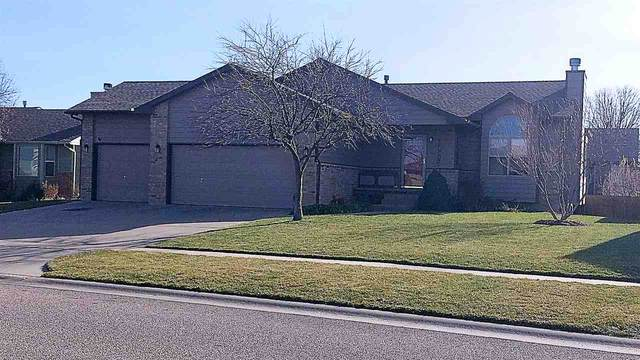 8211 W Lang St, Wichita, KS 67205 (MLS #591218) :: Kirk Short's Wichita Home Team