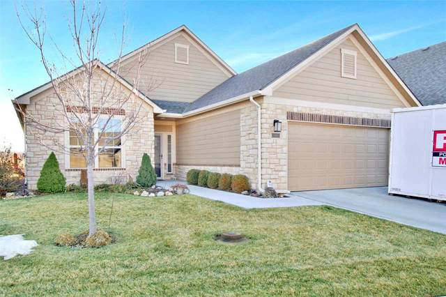 907 E Twisted Oak Rd, Derby, KS 67037 (MLS #591224) :: Kirk Short's Wichita Home Team