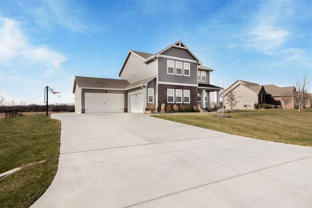3129 N Willow Creek, Rose Hill, KS 67133 (MLS #591234) :: Kirk Short's Wichita Home Team