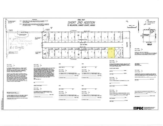 2140 E 12TH ST Lot 2, Wellington, KS 67152 (MLS #591237) :: Kirk Short's Wichita Home Team