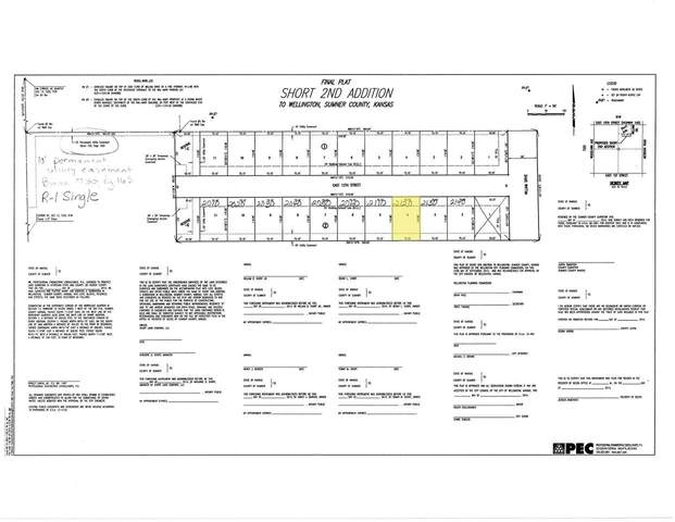 2120 E 12TH ST Lot 4, Wellington, KS 67152 (MLS #591240) :: Kirk Short's Wichita Home Team