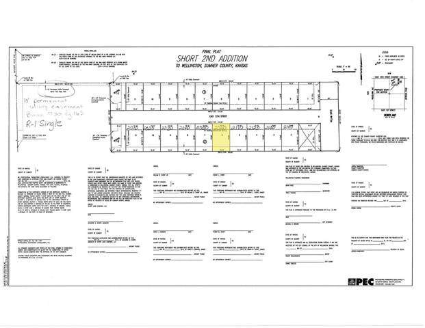 2060 E 12TH ST Lot 6, Wellington, KS 67152 (MLS #591242) :: Kirk Short's Wichita Home Team