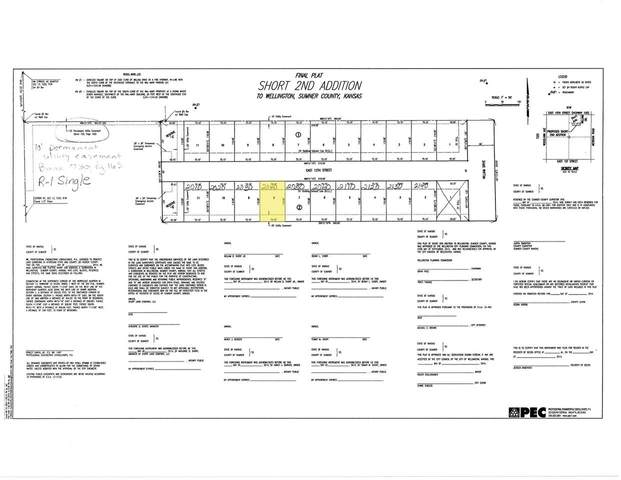 2040 E 12TH ST Lot 8, Wellington, KS 67152 (MLS #591244) :: Kirk Short's Wichita Home Team