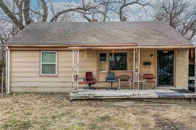 1847 N Grove Ave, Wichita, KS 67214 (MLS #591246) :: Keller Williams Hometown Partners