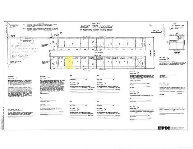 2020 E 12TH ST Lot 10, Wellington, KS 67152 (MLS #591249) :: Kirk Short's Wichita Home Team