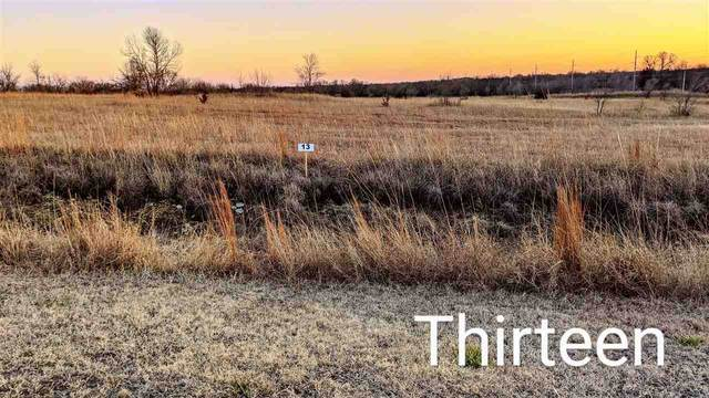 0000 Deer Trail  Cir Lot 13, Udall, KS 67146 (MLS #591258) :: Kirk Short's Wichita Home Team