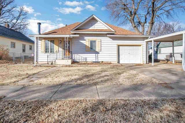 325 Magnolia, Andale, KS 67001 (MLS #591261) :: Preister and Partners | Keller Williams Hometown Partners