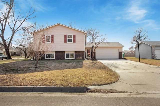 4419 N Norwood Ln, Wichita, KS 67220 (MLS #591267) :: Keller Williams Hometown Partners
