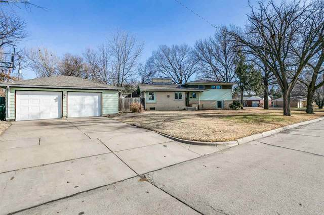 1124 S Yale St, Wichita, KS 67218 (MLS #591274) :: Keller Williams Hometown Partners