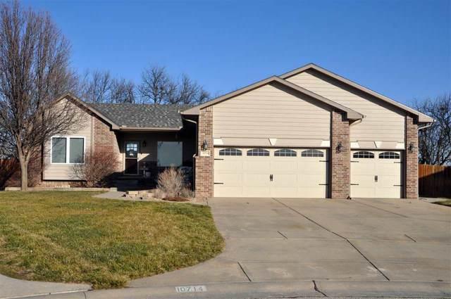 10714 W 35TH CT S, Wichita, KS 67215 (MLS #591276) :: Keller Williams Hometown Partners