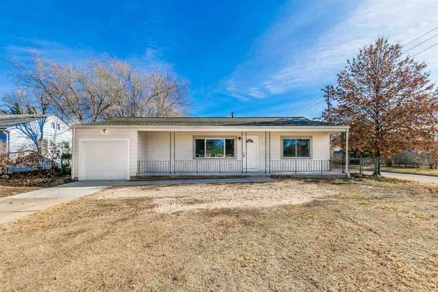 1748 Faulders Ln, Wichita, KS 67218 (MLS #591279) :: On The Move