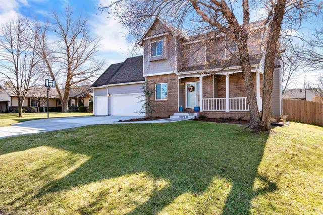 815 E Hawthorne Dr, Derby, KS 67037 (MLS #591283) :: Kirk Short's Wichita Home Team
