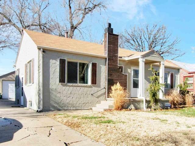 753 S Broadview St, Wichita, KS 67218 (MLS #591286) :: Kirk Short's Wichita Home Team