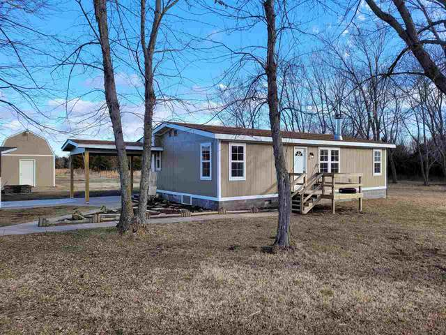 1576 SW 170th, Leon, KS 67074 (MLS #591297) :: On The Move