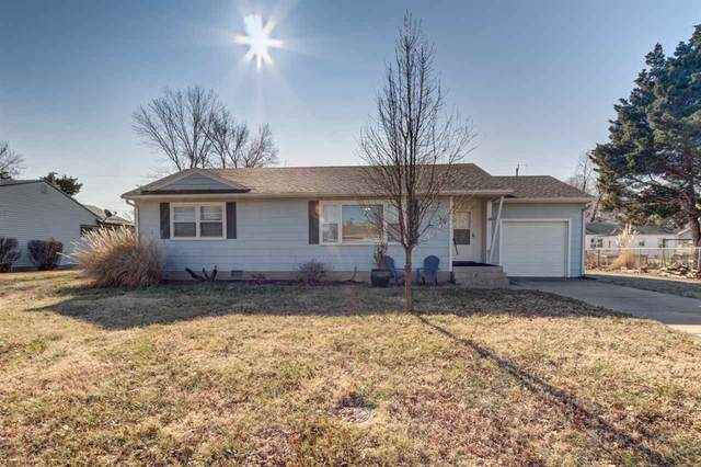 1401 W 7TH ST, Newton, KS 67114 (MLS #591301) :: Kirk Short's Wichita Home Team