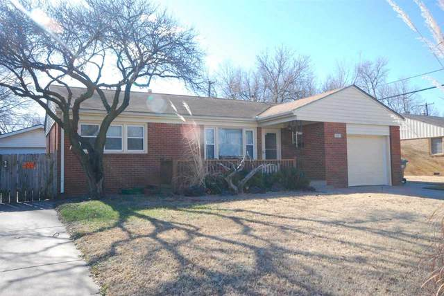 1507 E Salome St, Wichita, KS 67216 (MLS #591306) :: Keller Williams Hometown Partners