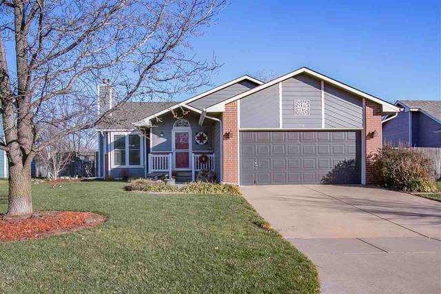 516 S Wheatland St, Wichita, KS 67235 (MLS #591307) :: Keller Williams Hometown Partners