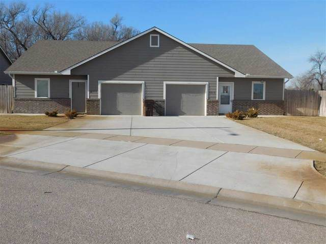 408-412 S Twin Pines, Haysville, KS 67060 (MLS #591308) :: On The Move