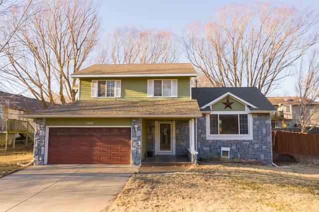1348 E Longhorn, Derby, KS 67037 (MLS #591309) :: Preister and Partners | Keller Williams Hometown Partners