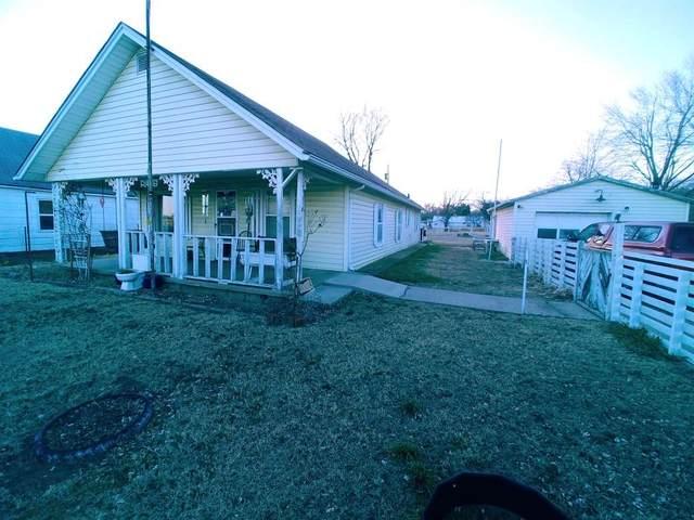 1513 S 1st, Arkansas City, KS 67005 (MLS #591310) :: Graham Realtors