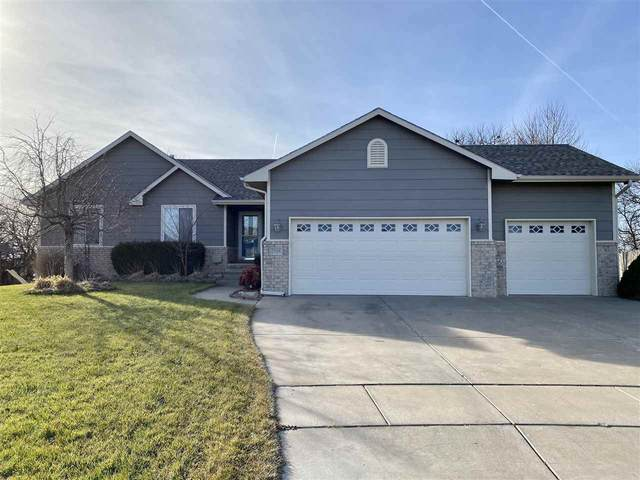 2525 S Prescott Cir, Wichita, KS 67215 (MLS #591323) :: On The Move