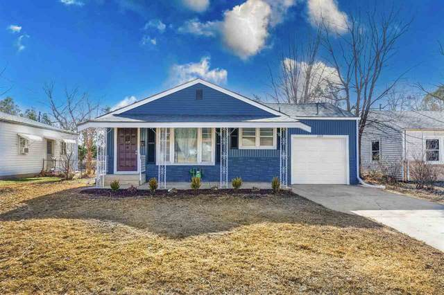 3009 E Southfork Ct, Wichita, KS 67216 (MLS #591325) :: Keller Williams Hometown Partners