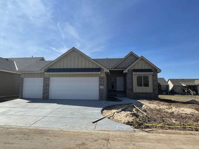 3029 Shefford, Wichita, KS 67205 (MLS #591329) :: COSH Real Estate Services