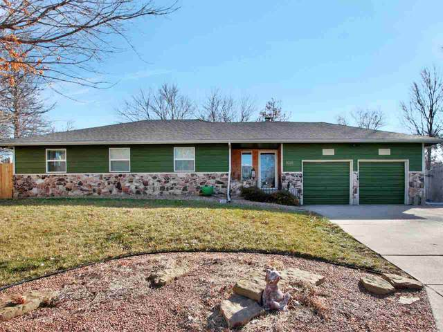 1636 S Pecos Dr, Derby, KS 67037 (MLS #591331) :: Preister and Partners | Keller Williams Hometown Partners