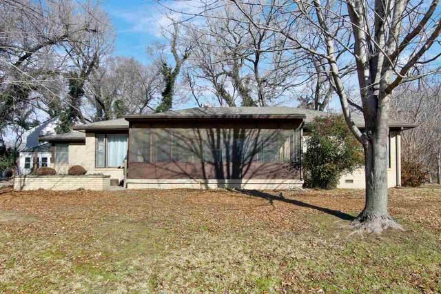 1730 W 27TH ST N, Wichita, KS 67204 (MLS #591332) :: Keller Williams Hometown Partners