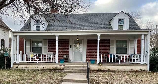 607 N 3rd, Arkansas City, KS 67005 (MLS #591333) :: Kirk Short's Wichita Home Team