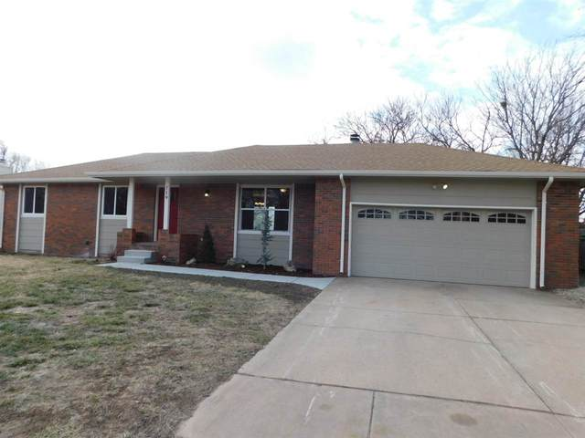 719 Timmy Ct, Goddard, KS 67052 (MLS #591334) :: Preister and Partners | Keller Williams Hometown Partners
