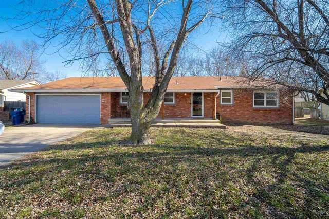 1336 N Denmark Ave, Wichita, KS 67212 (MLS #591335) :: Kirk Short's Wichita Home Team