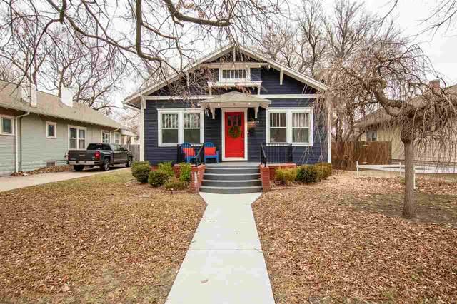 908 N Woodrow Ave, Wichita, KS 67203 (MLS #591338) :: Keller Williams Hometown Partners