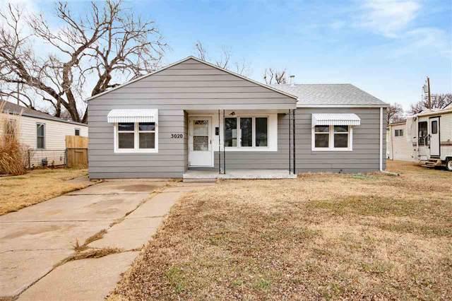 3020 S Fern Ave, Wichita, KS 67217 (MLS #591339) :: Preister and Partners | Keller Williams Hometown Partners