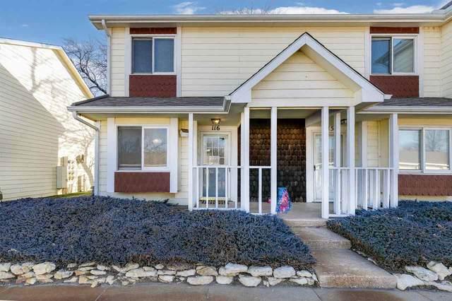 4800 W 13th St N Apt 116, Wichita, KS 67212 (MLS #591342) :: Jamey & Liz Blubaugh Realtors