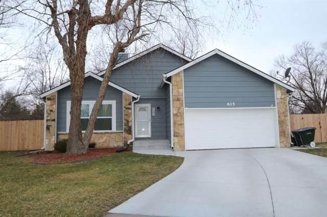 615 N Covington Ct, Wichita, KS 67212 (MLS #591343) :: Jamey & Liz Blubaugh Realtors