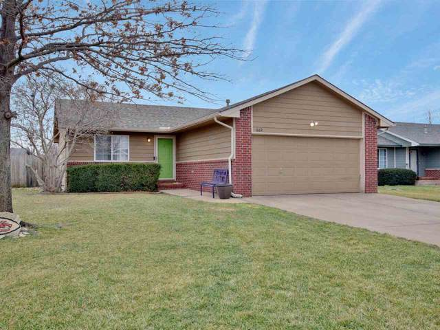 1669 S Lark Ct, Wichita, KS 67209 (MLS #591347) :: On The Move