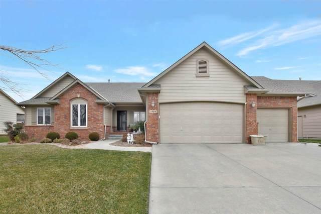 3326 N Wild Rose St, Wichita, KS 67205 (MLS #591353) :: Preister and Partners | Keller Williams Hometown Partners