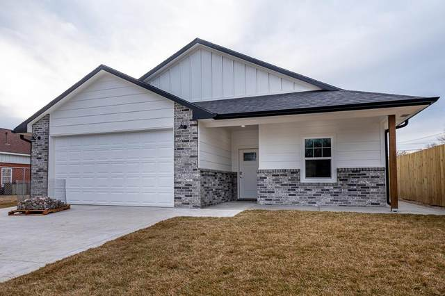 1041 N Mathewson, Wichita, KS 67214 (MLS #591358) :: Preister and Partners | Keller Williams Hometown Partners