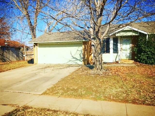 8704 W Nantucket, Wichita, KS 67212 (MLS #591362) :: Preister and Partners   Keller Williams Hometown Partners