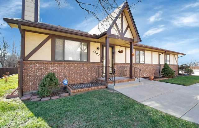 3536 W 2nd St N Apt 1002, Wichita, KS 67203 (MLS #591366) :: On The Move