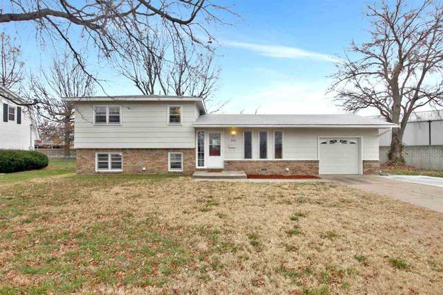 8101 W Bekemeyer St, Wichita, KS 67212 (MLS #591367) :: On The Move