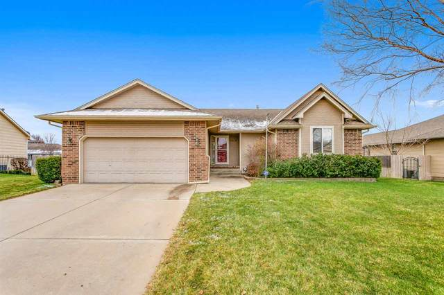 1019 E Pembrook Rd, Derby, KS 67037 (MLS #591368) :: Kirk Short's Wichita Home Team