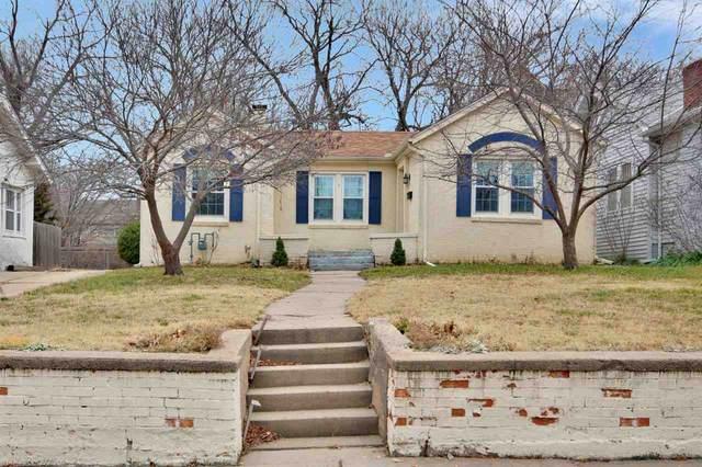 432 N Yale, Wichita, KS 67208 (MLS #591371) :: On The Move