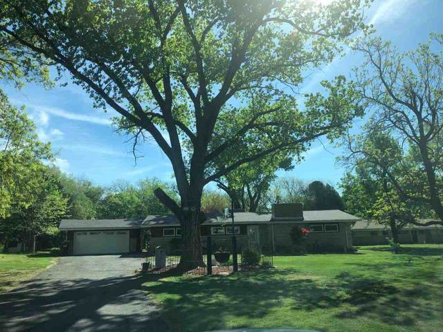 418 S Wetmore St, Wichita, KS 67209 (MLS #591374) :: On The Move