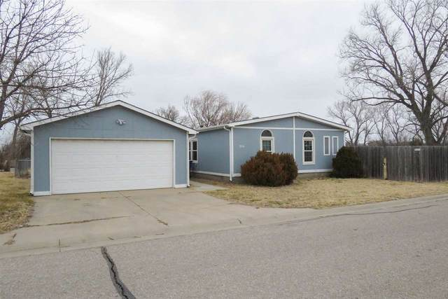3314 W Fernwood St, Wichita, KS 67217 (MLS #591375) :: Keller Williams Hometown Partners